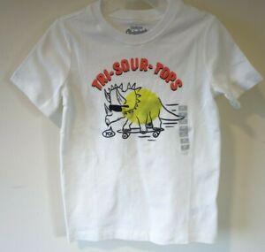 BNWT OshKosh Tri-Sour-Tops  Dinosaur Shirt Boy's Size 2T