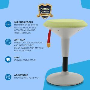 Adjustable Wobble Chair for Kids - Ergonomic Wobble Stool