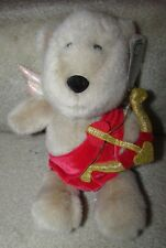 Starbucks Bearista 13th Edition 2001 Cupid Bear NWT with Tags