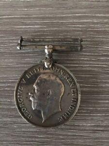 British War Medal - Gordon Highlanders