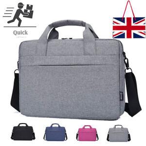"14.1""15.6"" Inch Laptop Shoulder Bag Carry Case Cover Laptop Tablet with Strap"