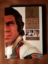 Steve Mc Queen: Le Mans, The Hunter, Reivers,Nevada Smith,Hell is for Heroes DVD