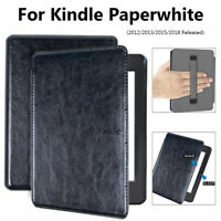 Smart Case Magnetic Cover e-Books Reader For Amazon Kindle Paperwhite 1/2/3/4