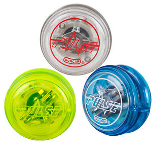 Duncan Pulse Yo Yo - LED Light up Yo-Yo - Colors Vary