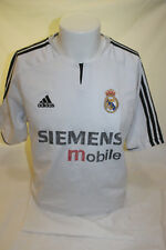 Adidas Roberto Carlos Real Madrid Men's White Jersey Size Large
