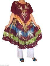 H&M knielange Kurzarm Damenkleider