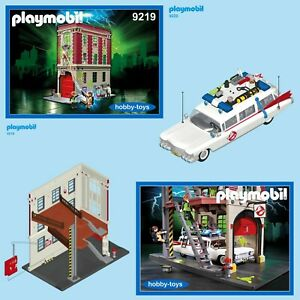 Playmobil 9219 9220 9222 9223 9224 * GHOSTBUSTERS  * SPARE PARTS SERVICE *