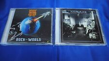 KICK AXE - 2CD Set - Welcome To The Club / Rock The World