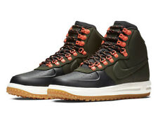 UK7 da Uomo Nike Air Force 1 Duckboot velluto marrone 2014