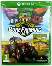 Pure Farming 2018 - Game Xbox One - New Blister - Fr