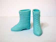 Short Boot Blythe Pullip Dal Momoko Jenny Licca 27cm Obitsu Azone Light Blue
