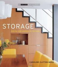 Storage: Creative Solutions for a Well-Organised Home