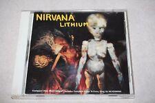 Nirvana ~ Lithium 1992 (3-Track CD Single) Curmudgeon