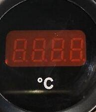 Manometro Strumento Road Italia EGT Termocoppia Temperatura Gas di Scarico SONDA