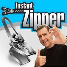 Lots 6X Fix A Zipper 3 Sizes TV Zip Slider Rescue Instant Repair Replacement Kit