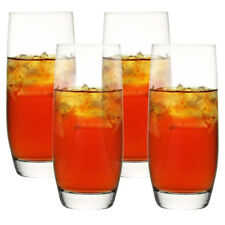 NEW Luigi Bormioli Parma Highball Glasses Set of 4