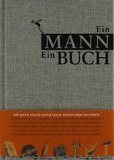 Ein Mann - Ein Buch von Eduard Augustin, Philipp vo... | Buch | Zustand sehr gut