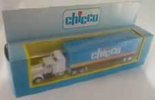 camion CHICCO Kenworth W900B truck WELLY 8810 die cast metal model in orig. box