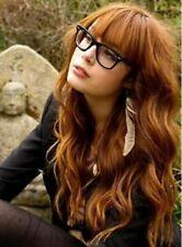 100% Human Hair Graceful Long Deep Wave Capless Wig