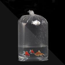 10/20/50PCS Aquarium Breathing Bags Breather Bags Transport LongLife Fish Shrimp