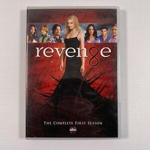 Revenge TV series - Season 1 (DVD 2012) 5 discs Region 1