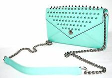 Rebecca Minkoff Studded Wallet on a Chain, New w/defects (See Condition) $225