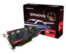 Biostar Radeon RX 560 4GB DDR5 DirectX 12 Mining GPU Elpidia Ram VA5615RF41 4/24