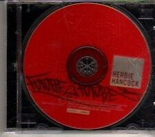 (CX313) Future 2 Future, Herbie Hancock - 2001 DJ CD