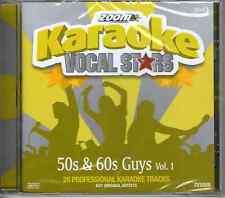 Zoom Karaoke Vocal Stars (ZVS008) - 50s & 60s Guys Vol. 1, feat Elvis Presley