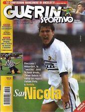 GUERIN SPORTIVO=N°38 1998=STRANIERI URUGUAY