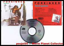 """FOREIGNER """"Head Games"""" (CD) 1985"""
