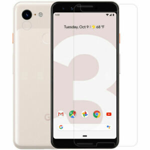 2-Pack Tempered Glass Screen Protector for Google Pixel 3/ Pixel 3 XL
