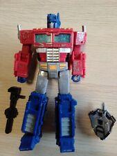 Transformers Siege Optimus Prime Voyager displayed only