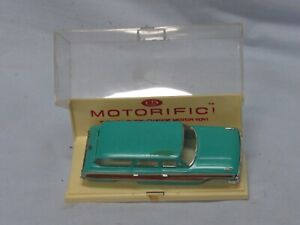 VINTAGE Ideal Motorific Classic Ford WOODY STATION Wagon