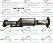 Catalytic Converter-Exact-Fit Rear Davico Exc CA 19587
