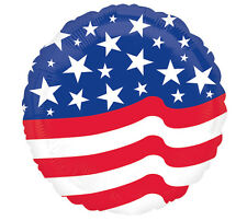 Patriotic American Flag Balloon 6 Piece 4th of July Decoration