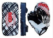 Madx Enfants 170ml Gants de Boxe et Thaï Set Plaquettes, Junior Punch Kit, Mma