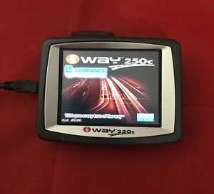 Lowrance iWAY 250C Automotive gps unit