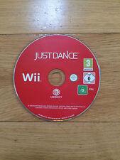 Just Dance pour Nintendo Wii * Disque Seulement *