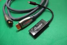 Rocketfish HDMI Cable Android Verizon GSM Samsung S5 S6  AV Video to TV PLASMA