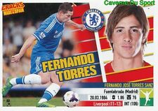 FERNANDO TORRES CHELSEA.FC RARE CRACKS MADE IN SPAIN LIMITED STICKER PANINI 2014