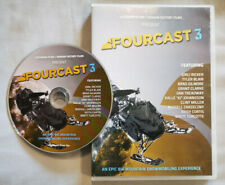 Fourcast 3 (DVD OOP R1 USA) Snowmobiling - Highmark / Dragon Factory Films
