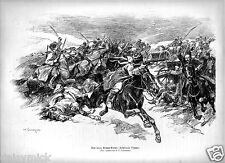 Battle of Keprikei Russian Army v Ottoman Turks World War 1 11x8 Inch Print