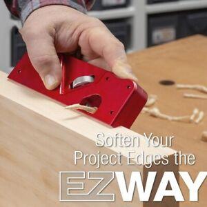 Woodworking Edge Corner Plane 45° Bevel Manual Planer Chamfering & Trimming Tool