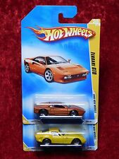 2008/2009 Hot Wheels New Models Ferrari 288 GTO & 250 GTO 2 Pack