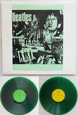 The Beatles Around The Beatles (Wizardo) LP 1976 greenWax