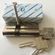 SCHÜCO  Profilzylinder  Sicherheitszylinder   Länge 30/45 mm mit 3 Schlüsseln