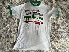 New listing Euc Vintage Proud To Be Italian T-shirt Adult Medium Hanes