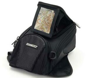 MIDI Magnetic MOTORCYCLE NAV GPS Tank Bag Motorbike Bag With PHONE KEY POUCH 8L