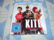 Kite - Engel der Rache Uncut (limitiertes Mediabook) [DVD + Blu-ray]  NEU OVP